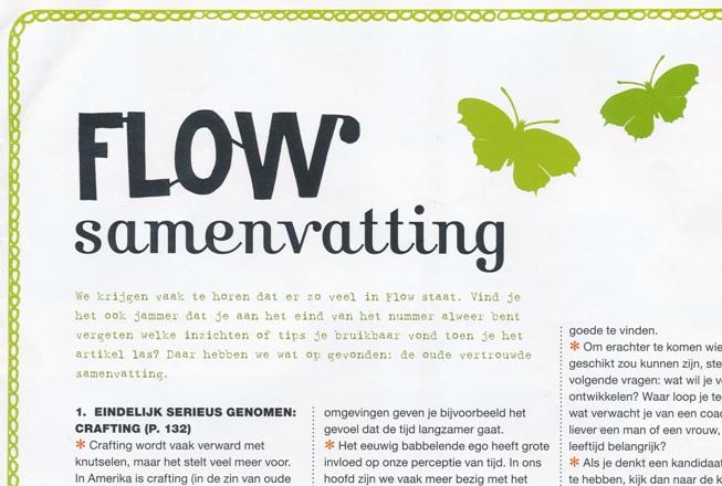 flow-samenvatting