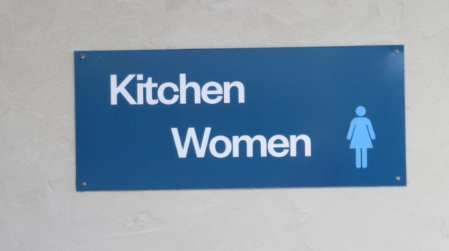 Kitchen-women
