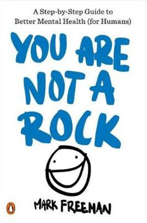 Cover You are not a rock